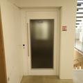 lincoln college – mcr – lift (1:5) – ground floor door