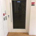 lincoln college – mcr – lift (5:5) – first floor door
