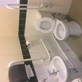 all souls college  accessible toilet #1  interior