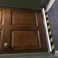 all souls college  codrington library  door three (3) lip