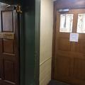 all souls college  codrington library  door two (2) interior on right, door three (3) on left