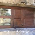 all souls college  codrington library  door two (2)