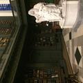 all souls college  codrington library  door to toilet #2