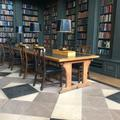 all souls college  codrington library  table