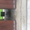 All Souls College – Lodge – Door One (1) with inner door open