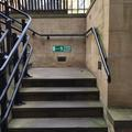 lincoln college – bar – lift – stairs (1:2)