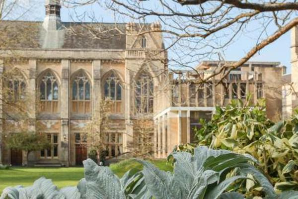 Balliol College Hall & Grounds