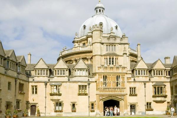 Brasenose College Quad