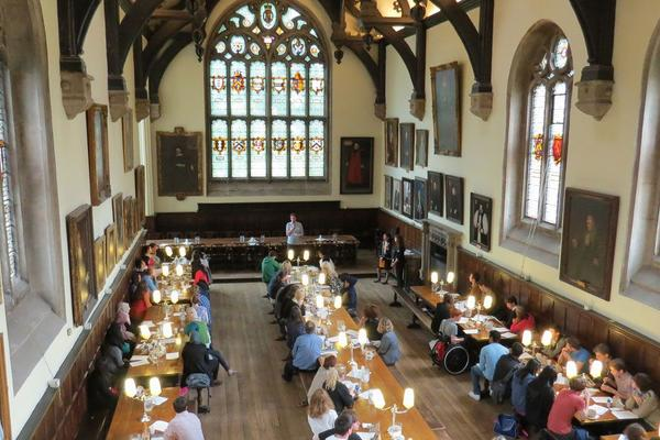 Wadham College – Dining Hall