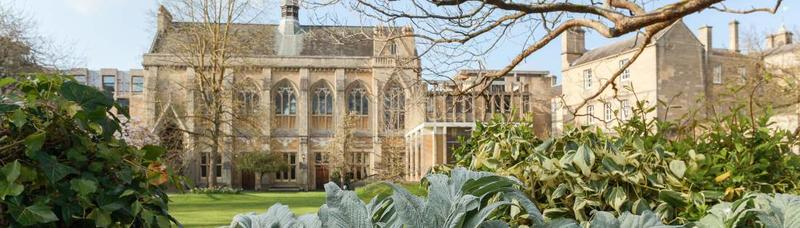 Balliol College Hall & Grounds