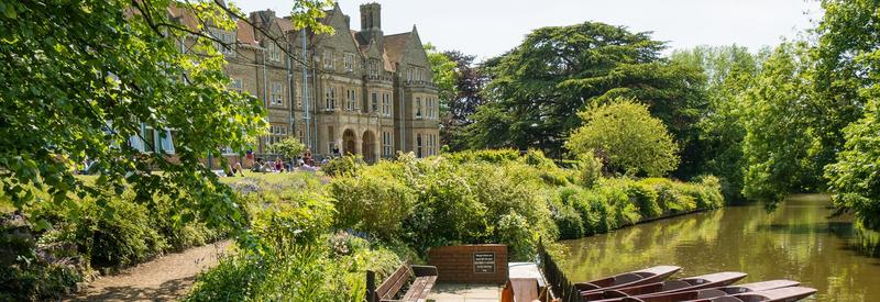 St Hilda's College – External View