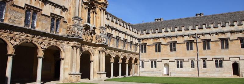 St John's College – Quad