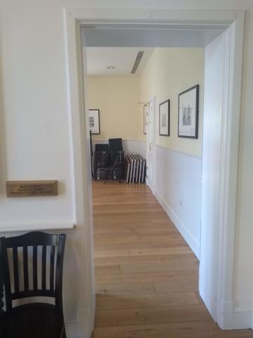 balliol college  dining hall  buttery entrance  door 2