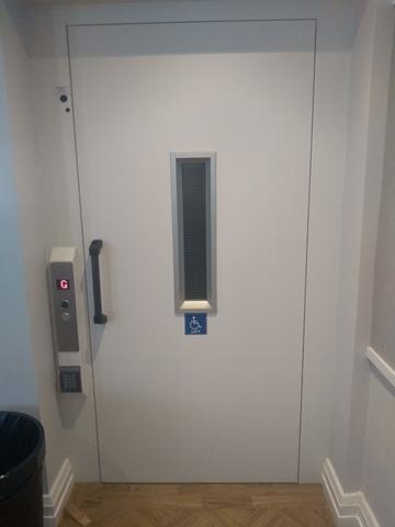 balliol college  jcr  lift