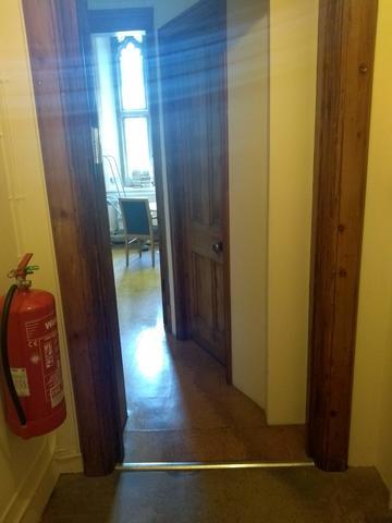 balliol college  library  door 2 4 (and door 3 4)