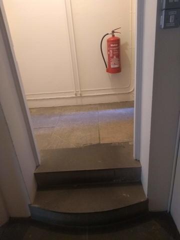 balliol college  library  internal stairs 2 2jpg