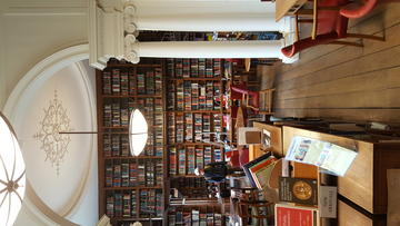 christ church  library  interior 1:2