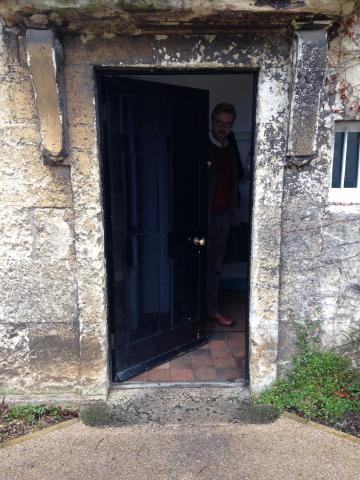 green templeton college – bar – door 1 (1:2) – view from outside