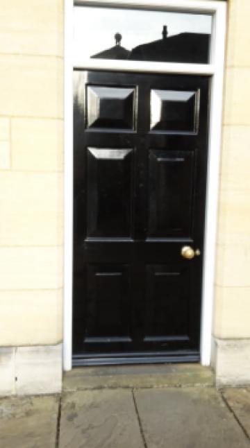 green templeton college – barclay room – door 1 (1:1)