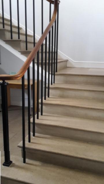 green templeton college – barclay room – door 2 (1:2) – staircase to door 2