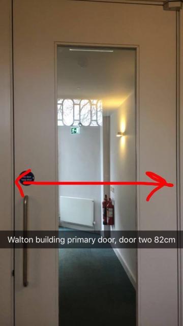 green templeton college – library – door 2 (1:1)