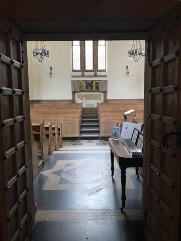lmh chapel door 1 1:1