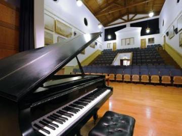 magdalen – auditorium – interior space (1:1)