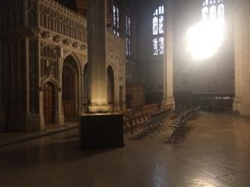 magdalen – chapel – interior space (1:1)
