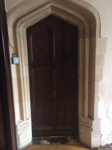magdalen – dining hall – door five (1:1)