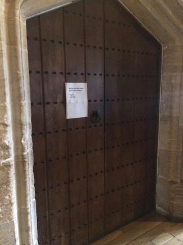 magdalen – dining hall – door four (1:1)