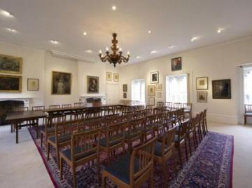magdalen – summer common room – interior space (1:1)