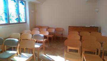st hilda's – chapel – interior space (1:1)